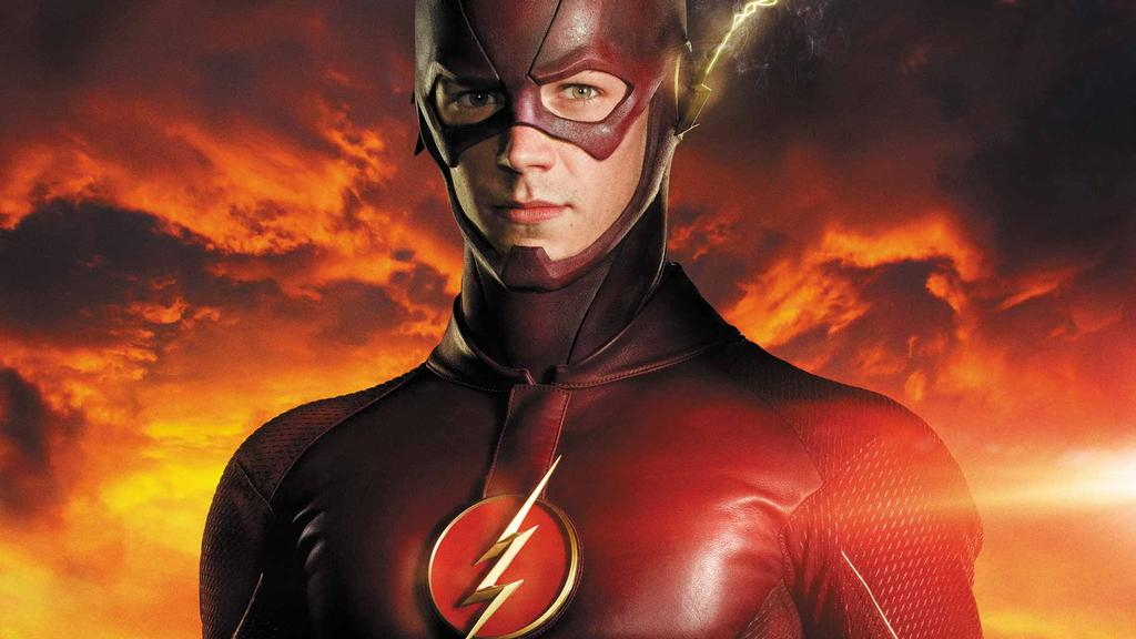 Portada de The Flash