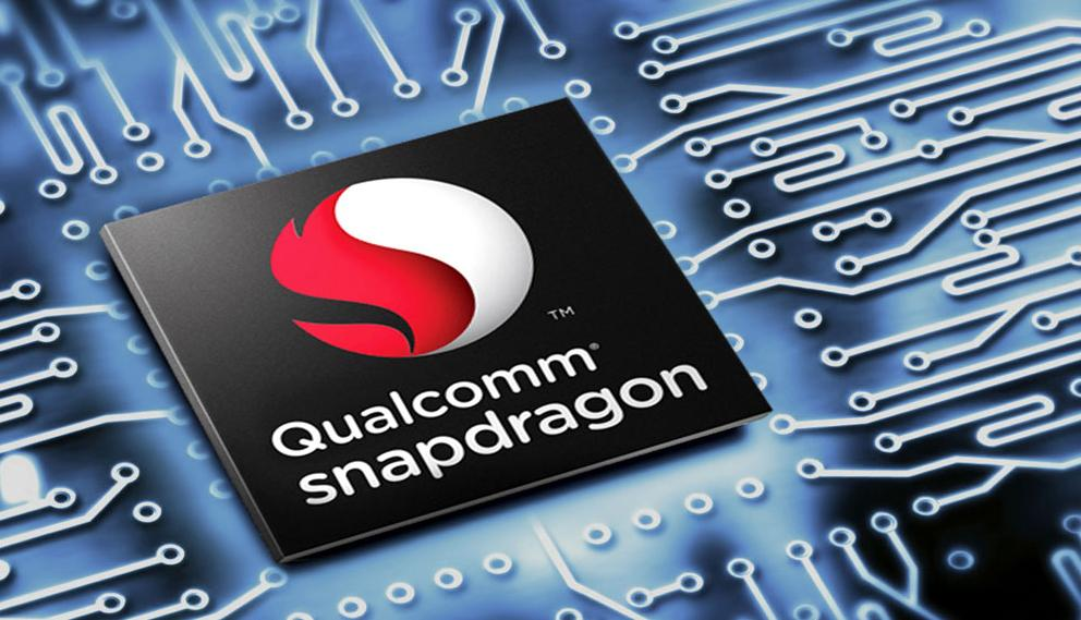Logotipo de Snapdragon de Qualcomm