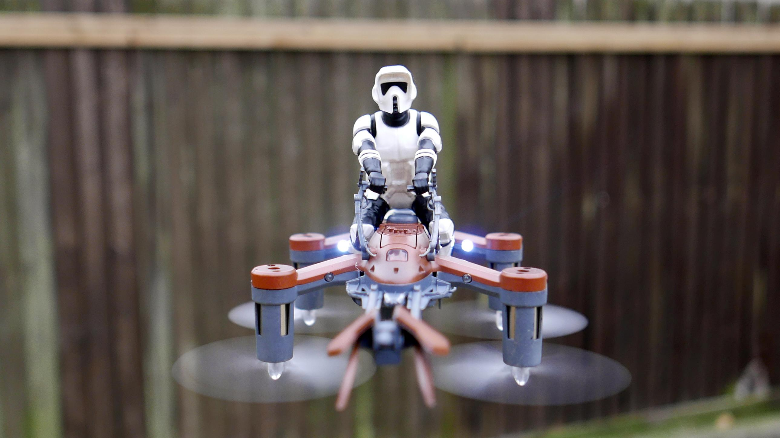 Dron de Star Wars