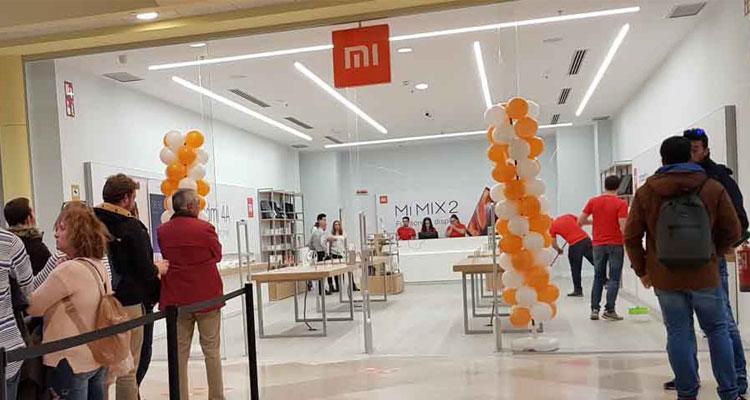 Tienda de Xiaomi en Xanadú