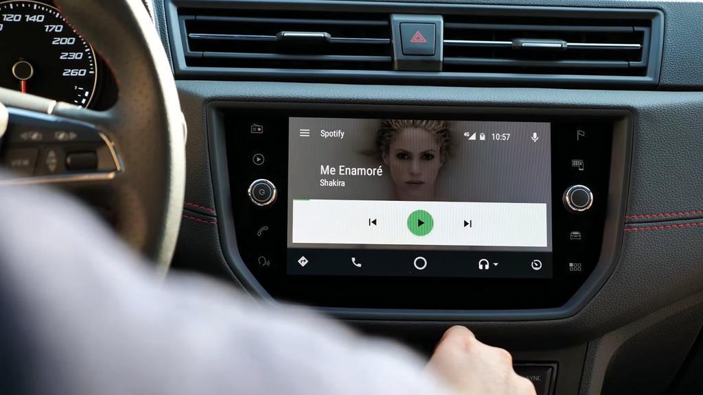 Uso de Spotify con el SEAT Arona