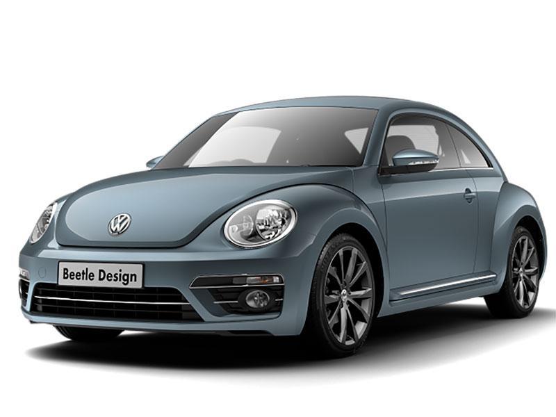 Diseño del Volkswagen Beetle