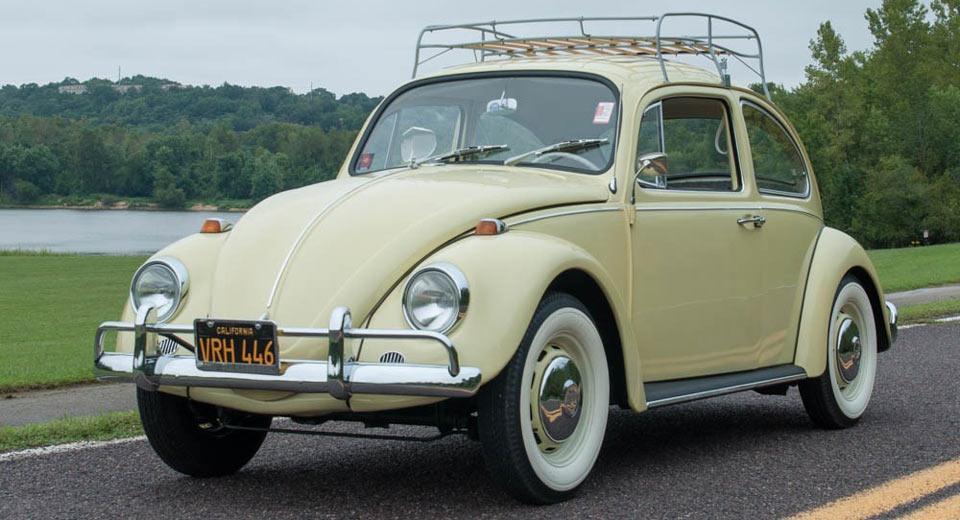 Diseño original Volkswagen Beetle