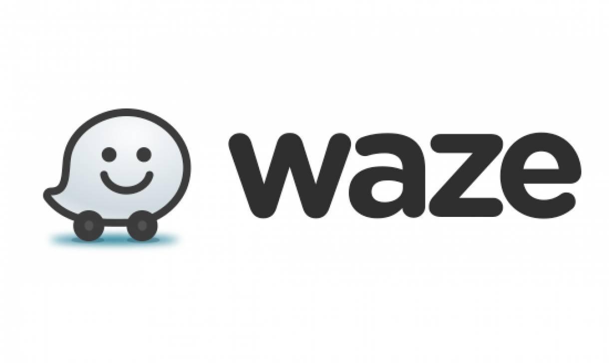 Logotipo de Waze