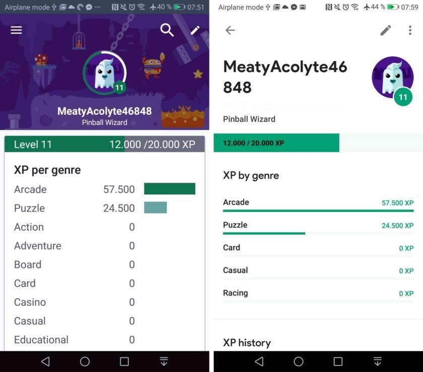 Google Play Games Nueva Interfaz Con Juegos Gratis