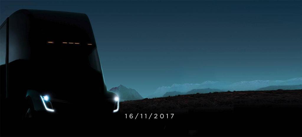 Camión Tesla