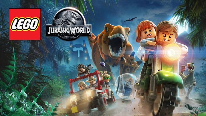 Lego Jurassic World en HBO en diciembre de 2017