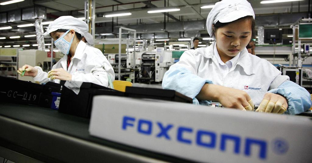 Fabrica de iPhone X