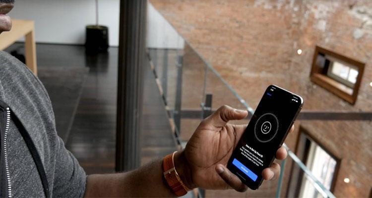 Uso Face ID con el iPhone X