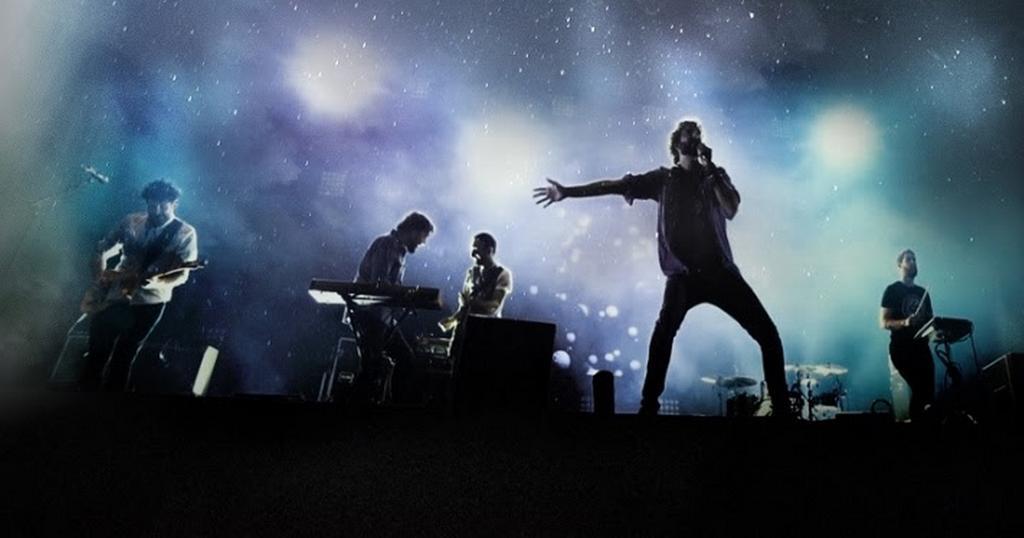 Itzo concierto en Copacabana