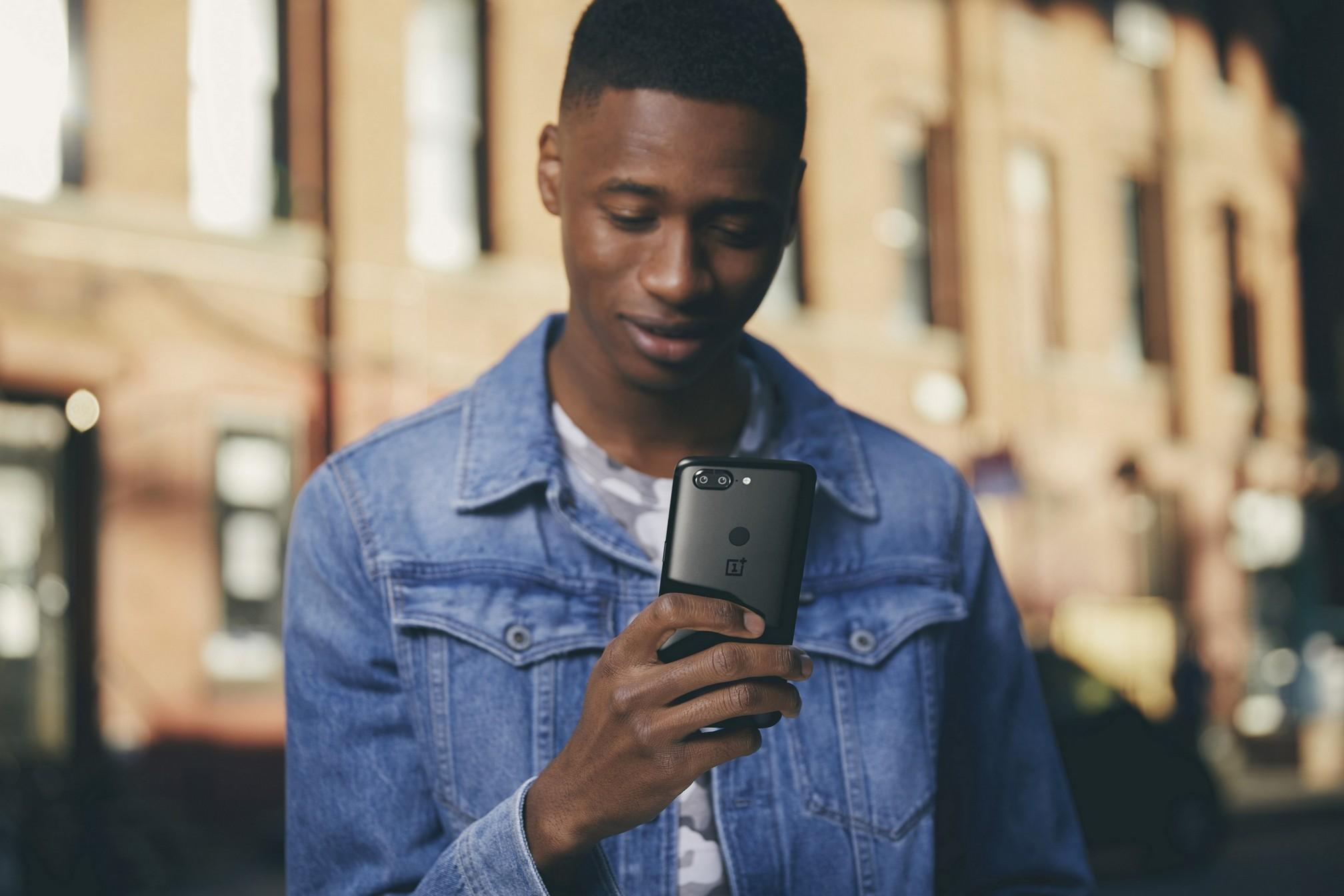 características del OnePlus 5T