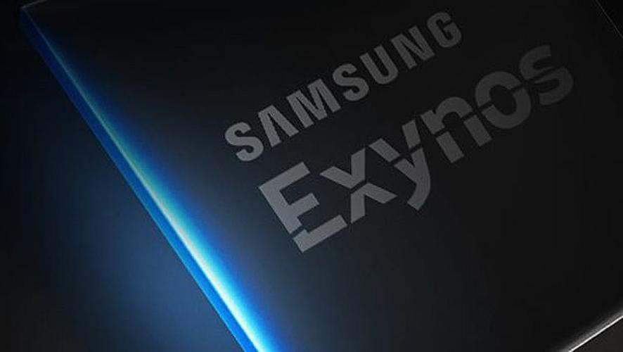 Logotipo de procesador Exynos