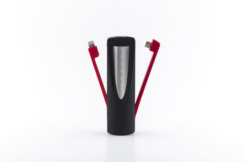 Conexiones de Tesla Powerbank