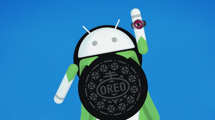 Oreo en Android Wear