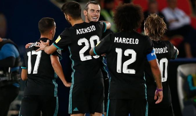 Bale Mundial Clubes 2017