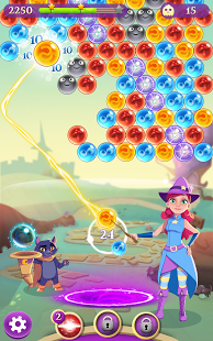 Juego Bubble Witch 3 Saga