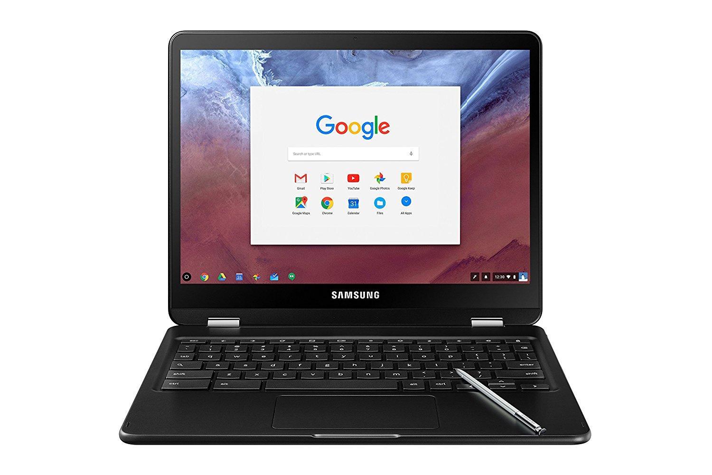 Samsng Chromebook de frente