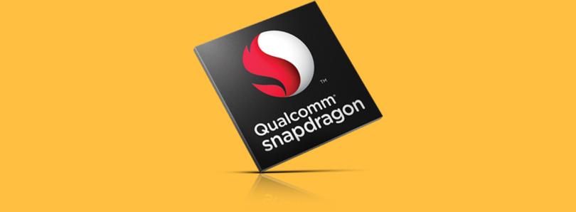 Logo de qualcomm Snapdragon