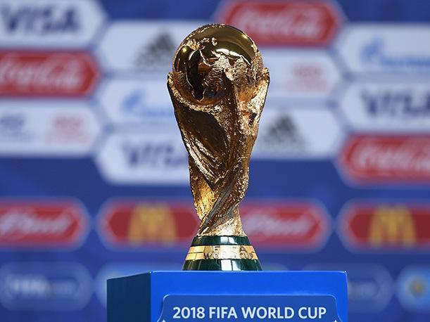 Copa del Mundial 2018 de Rusia