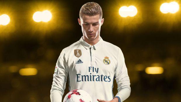 Juego FIFA 18 Ronaldo Edition