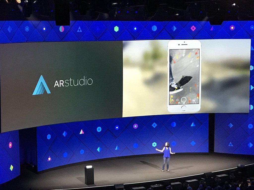 AR Studios de Facebook
