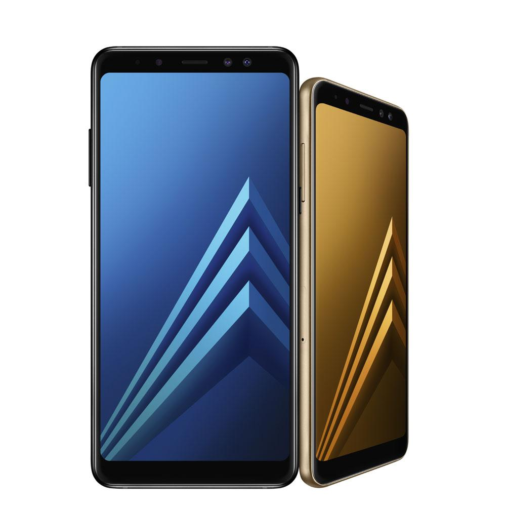 Nuevos Samsung Galaxy A8 y Samsung Galaxy A8+