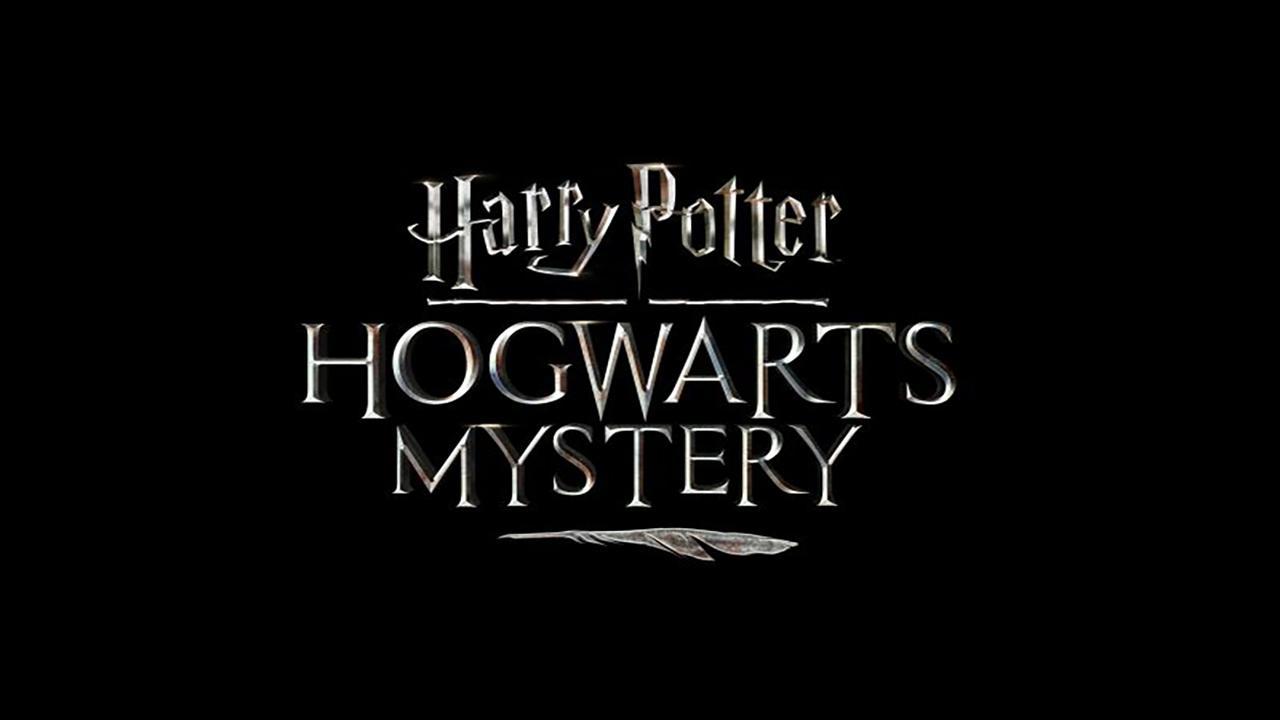 Portada de Harry Potter Hogwarts Mystery