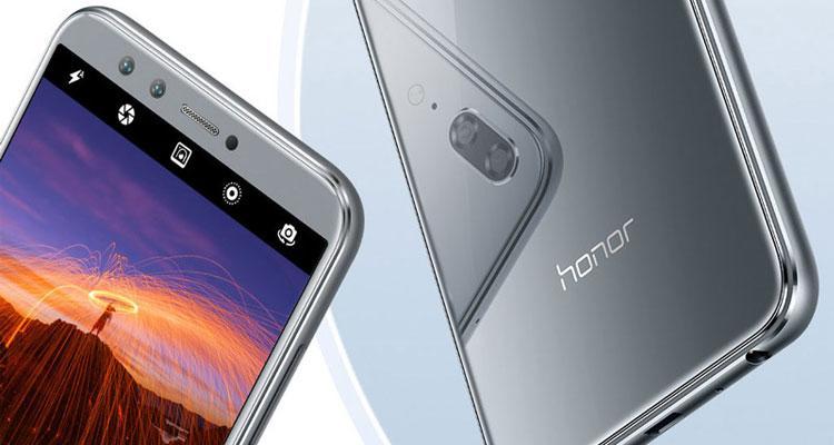 Diseño del Honor 9 Lite