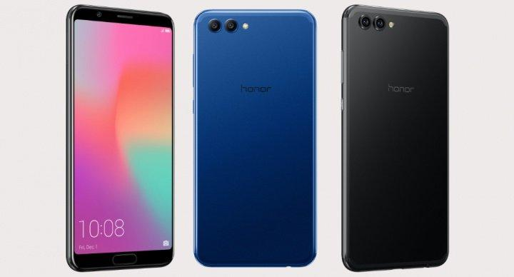 Diseño del Honor View 10