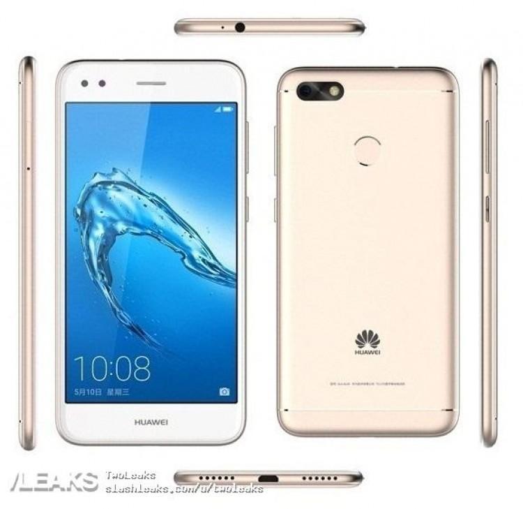 Render Huawei Enjoy 7S
