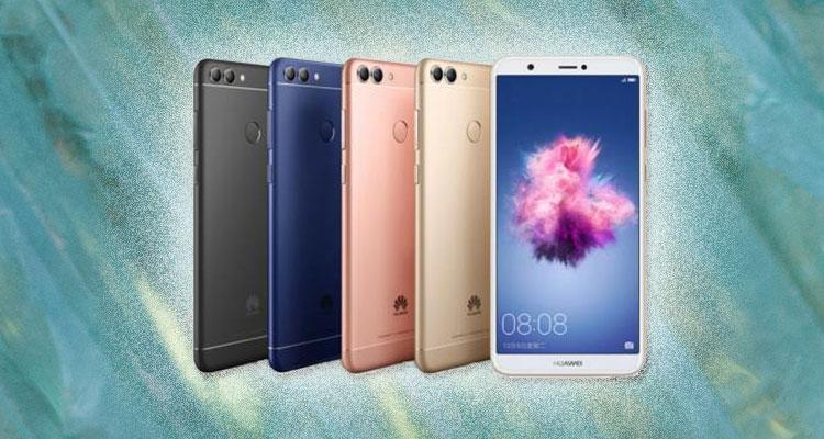 teléfono Huawei Enjoy 7S