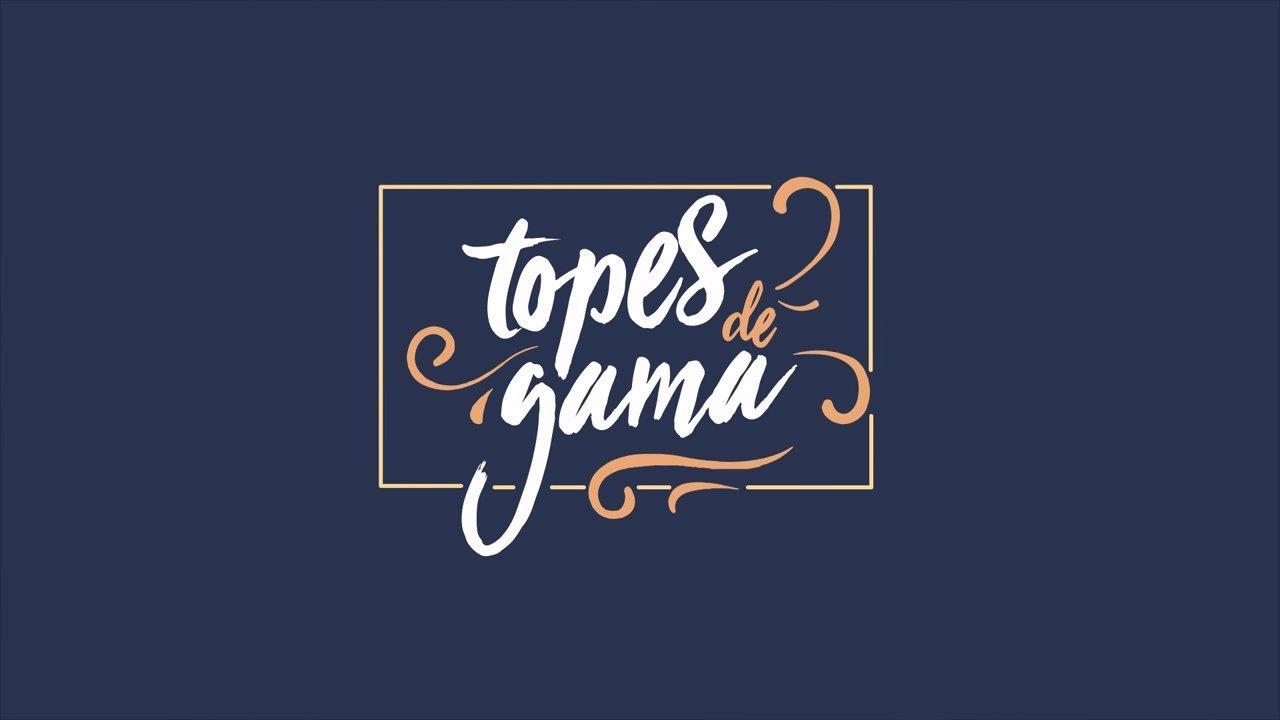 Logotipo de Topes de Gama