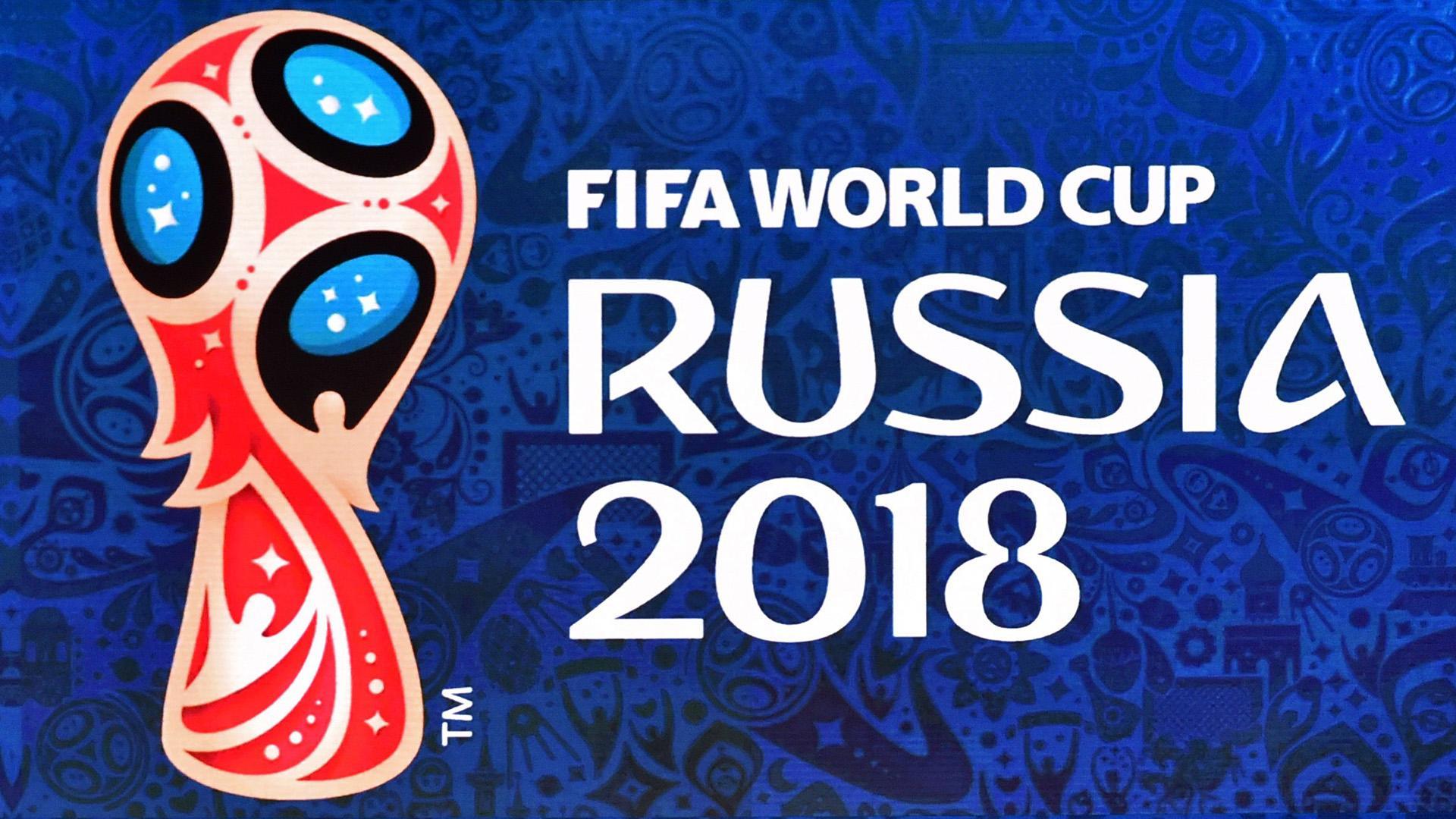 Logotipo Mundial 2018