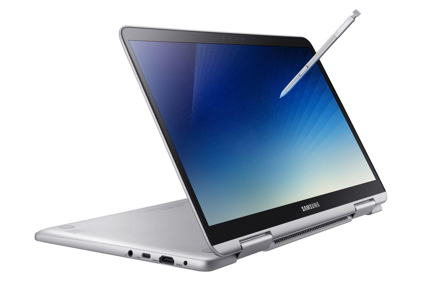 Uso del S pen en el Samsung Notebook 9 Pen
