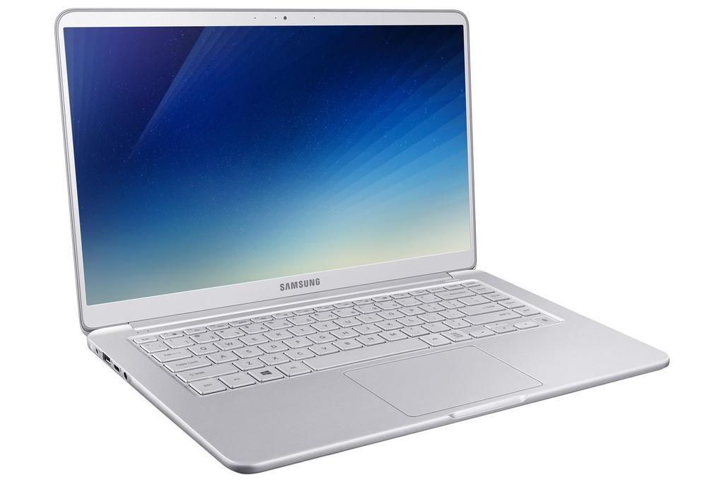 Diseño del nuevo Samsung Notebook 9