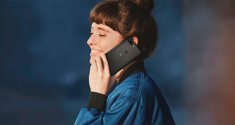 lector de huellas del OnePlus 6