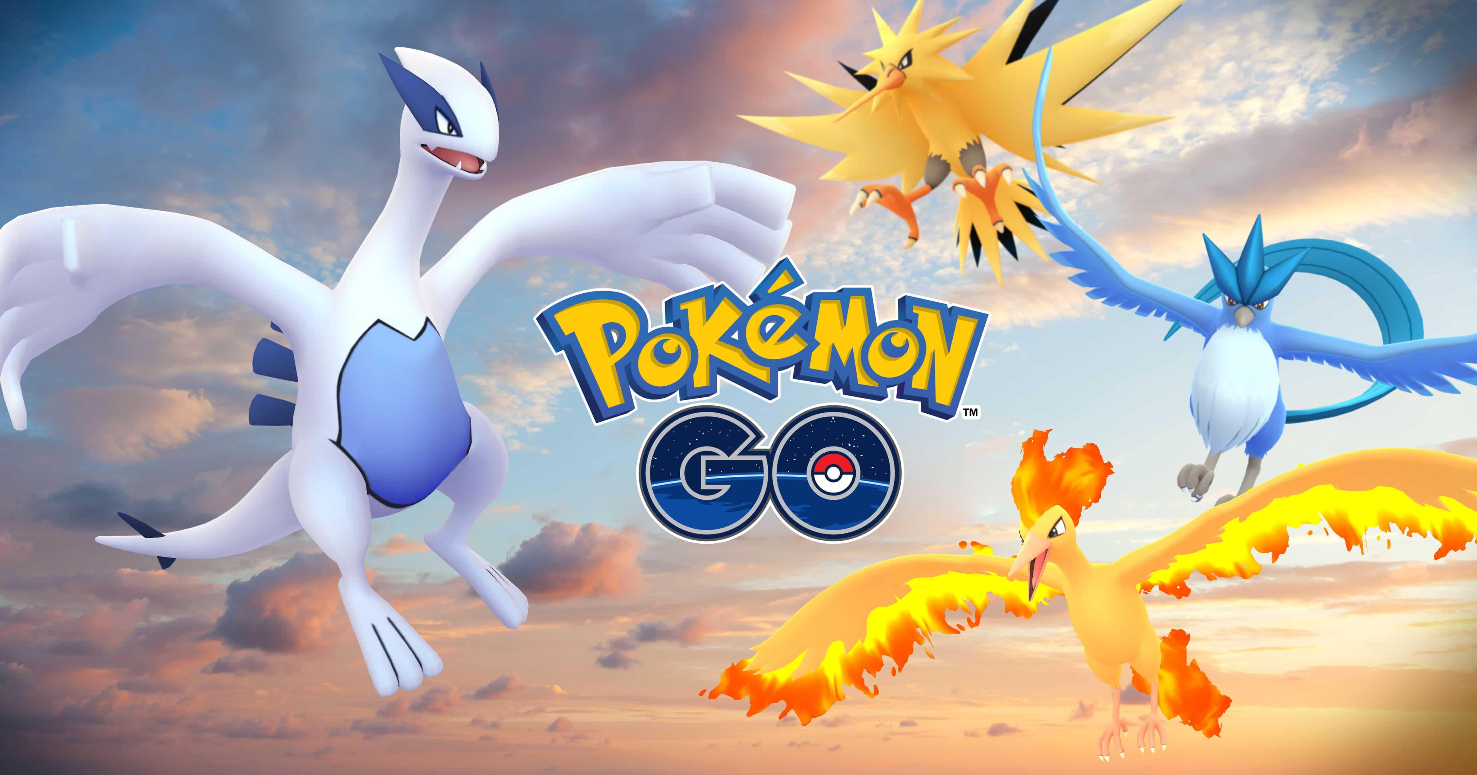 Portada Pokémon GO