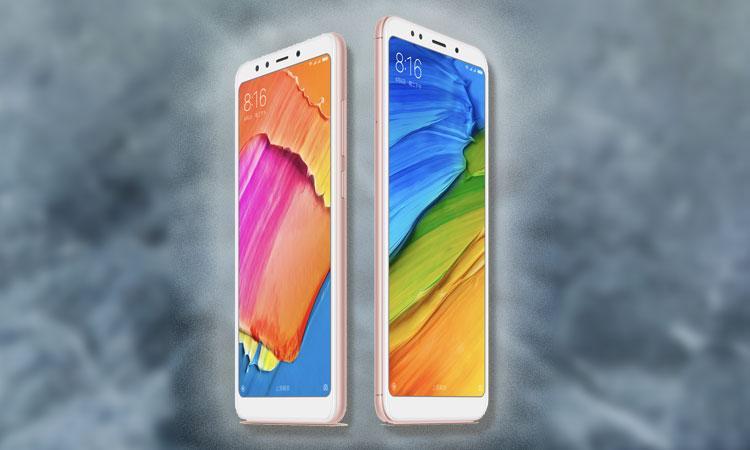 Smartphones Xiaomi Redmi 5 y Redmi 5 Plus