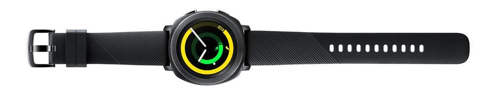 Diseño del Samsung Gear Sport