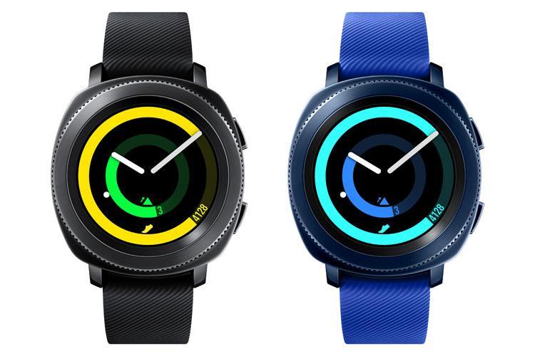 Colores en España del Samsung Gear Sport