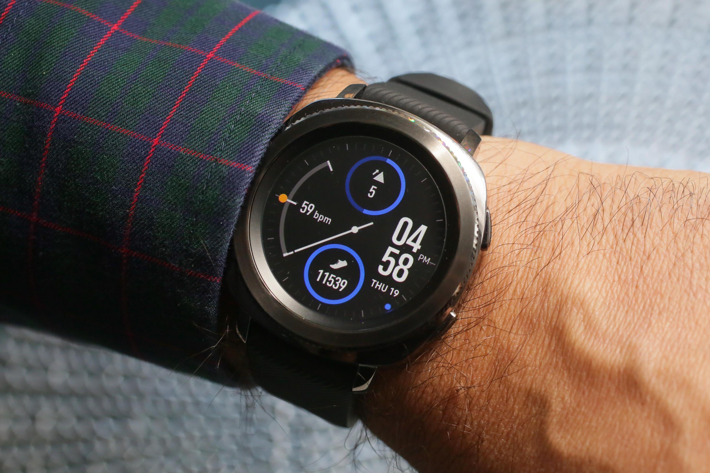 Smartwartch Samsung Gear Sport
