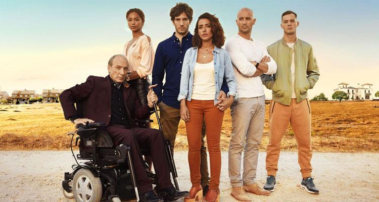 Actores serie El Accidente