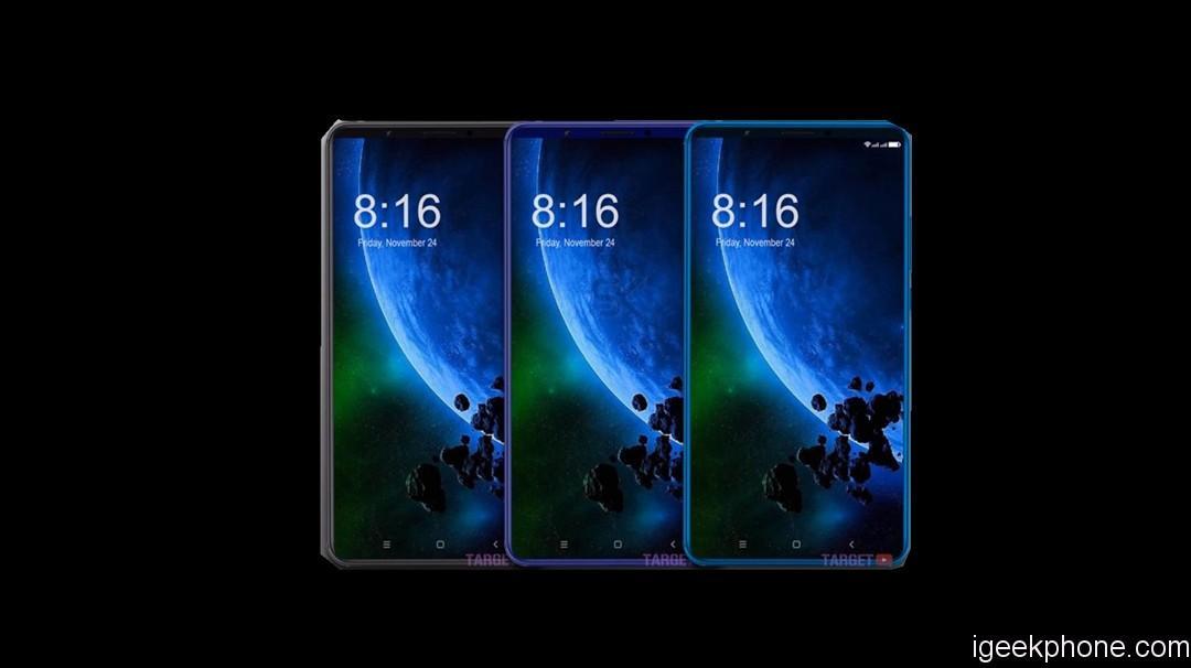 Frontal del Xiaomi Mi Max 3