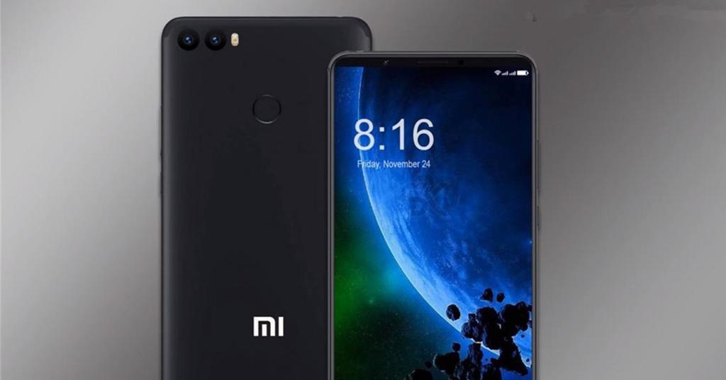 Frontal y trasera del Xiaomi Mi Max 3