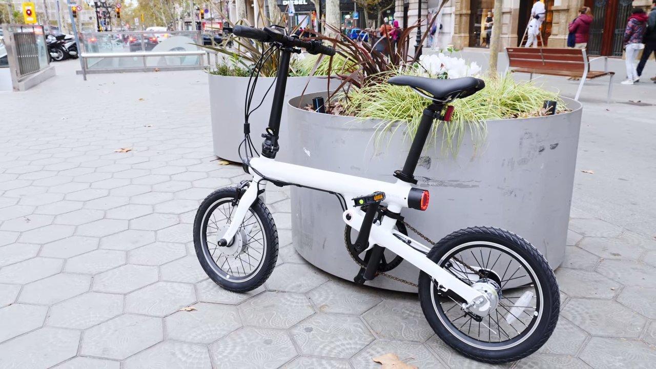 Bici Xiaomi QICYCLE EF1