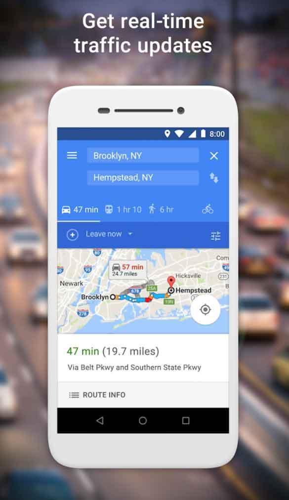 descargar Google Maps Go