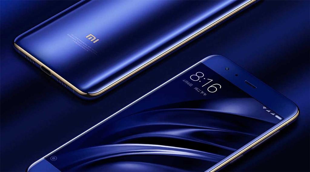 fabricación del Xiaomi Mi7