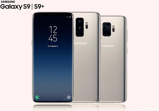 Posible diseño de los Samsung Galaxy S9