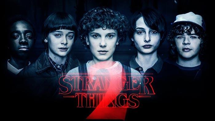 Personajes de la serie Stranger Things 2