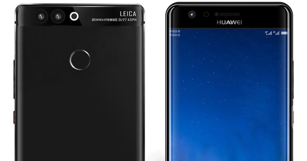 Frontal y trasera del Huawei P10 Plus